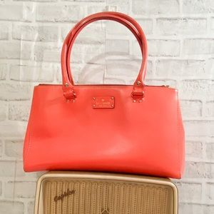 Kate spade wellesley Martine handbag